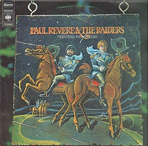Paul Revere & The Raiders All-Time Greatest Hits featuring Mark Lindsay 1972 Columbia Records KG 31464 Double Record Vinyl Lp RADIO Station Service Copy with Poster EX (Paul Revere And The Raiders Mark Lindsay)
