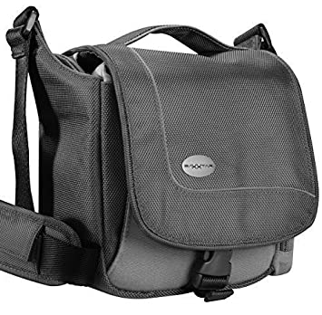 Baxxtar SportsBag negro bolso para cámaras Bridge / Camcorder y Micro SLR / cámaras SLR