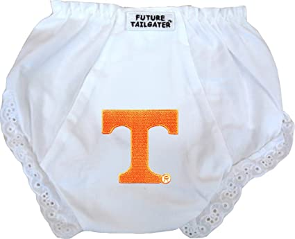 Future Tailgater Tennessee Volunteer Baby Diaper Cover