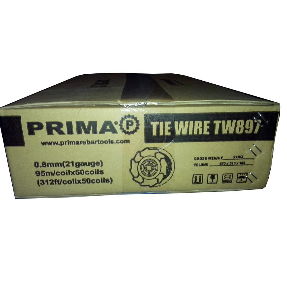 Eucool Prima Rebar Tie Tying wire Roll TW897 Fit MAX RB397 RB395 ...