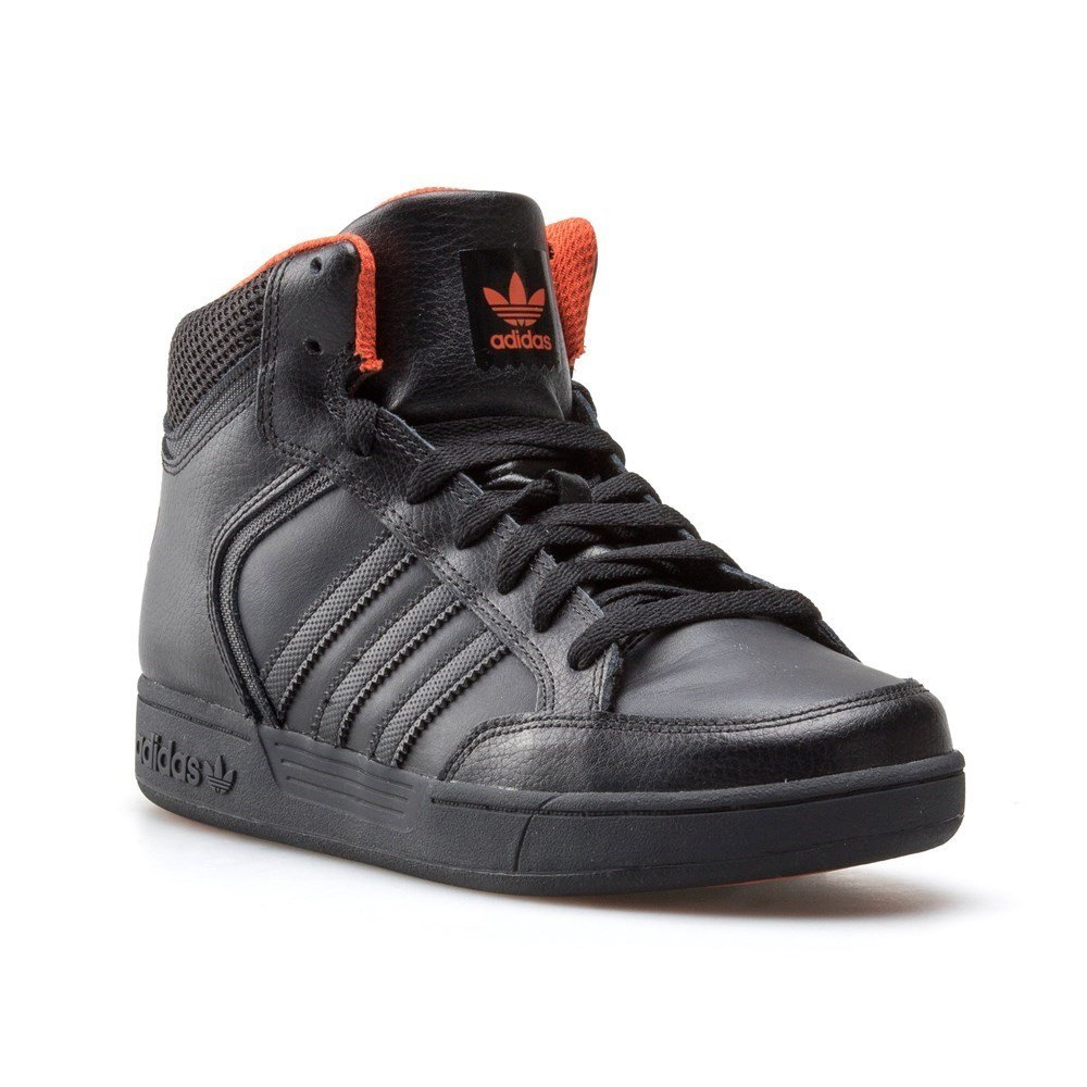 Adidas - Varial Mid J - BY4084 - Color: Black - Size: 6.0