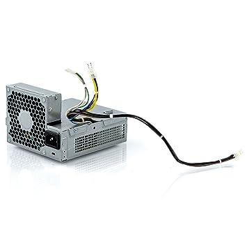 Amazon.com: OEM Genuine HP PC8019 240W SFF Mini ITX PSU Power Supply ...