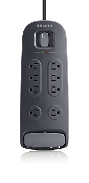 Review Belkin 8-Outlet AV Power