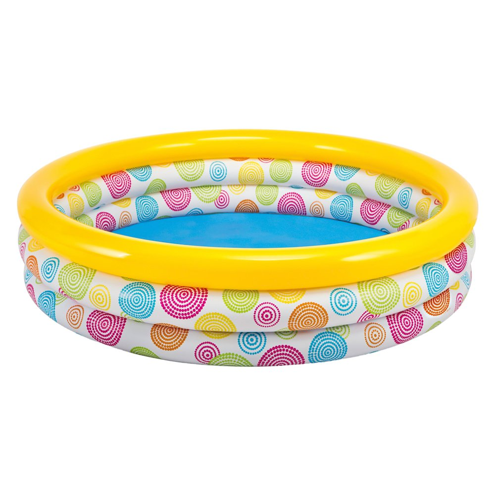 Large Sunset Glow Inflatable Pool 66'' x 18''