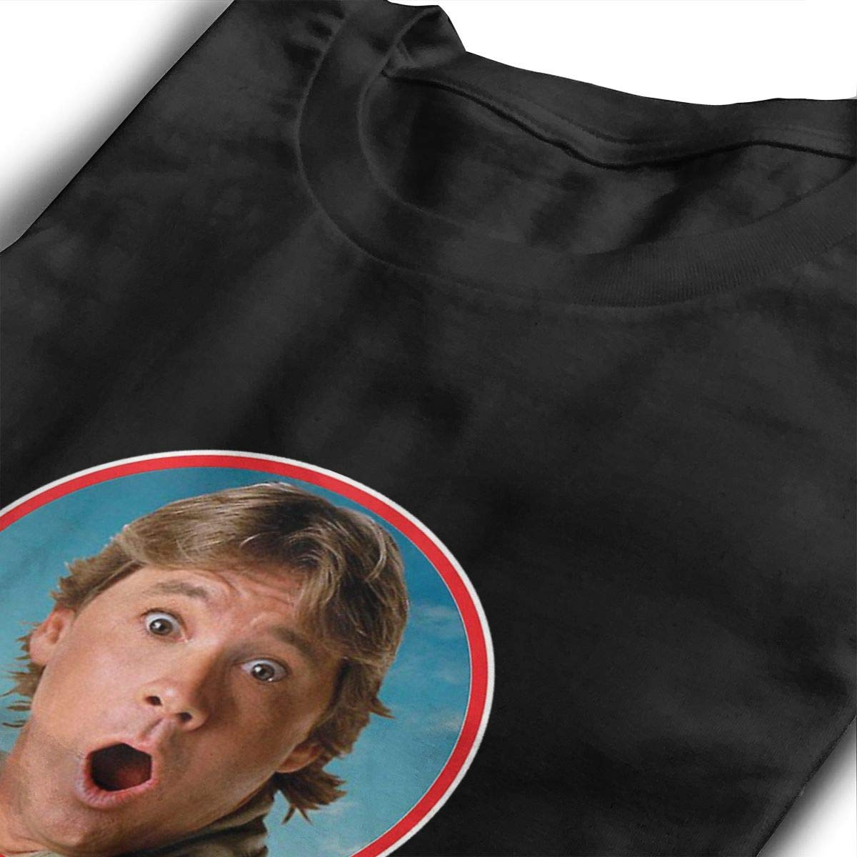BilliePhillips Teens Steve Irwin Classic Long Sleeve Tee Shirt