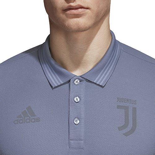 Adidas Juve SSP Polo Herren Fußballschuh, grau