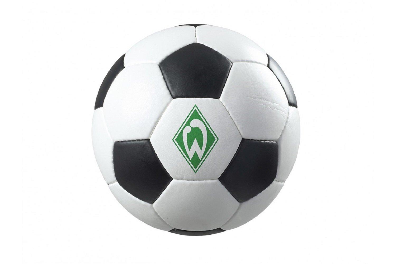 Balón de fútbol del SV Werder Bremen, estilo retro , color blanco ...
