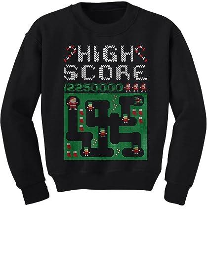 Amazoncom Teestars Santa Video Game Ugly Christmas Sweater