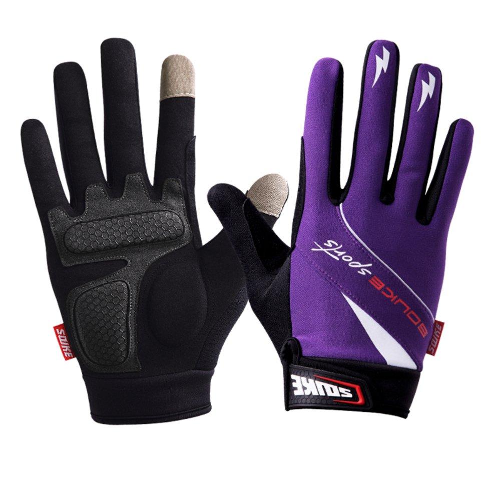 DXG&FX Herbst Winter Wasserdichte Handschuh Handschuh Reiten Handschuhe für Männer und Frauen