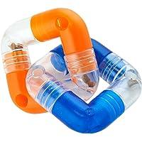 Planet Dog Link 玩具 Orange/Royal Blue 8 Pieces