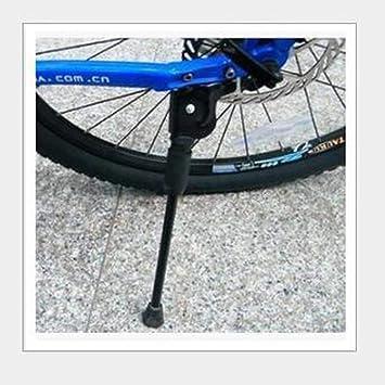 VOANZO Soporte de Patada de Bicicleta Material de Hierro Soporte ...