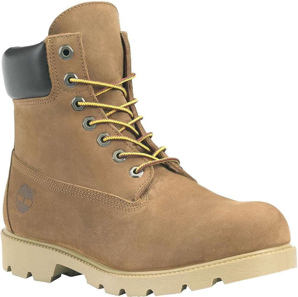Timberland Men's Rust Nubuck 6 inch Basic Boot 9 2E US