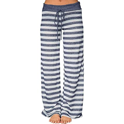 55fe7290c5e3 Amazon.com  Wide Leg Pants for Women