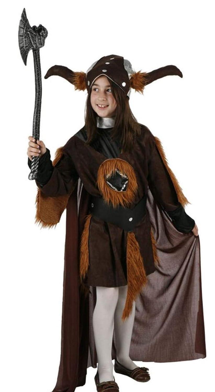 Disfraz vikinga de 10 años a 12 años: Amazon.es: Ropa y accesorios
