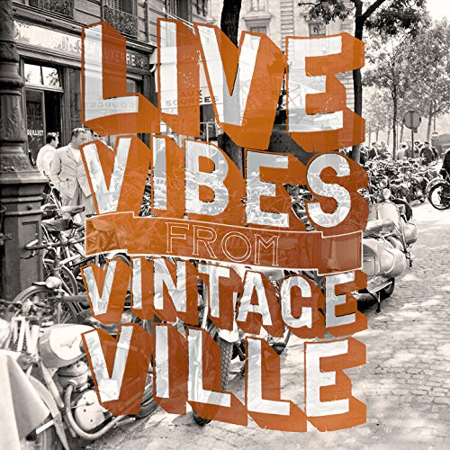 Vibes From Vintage-Ville