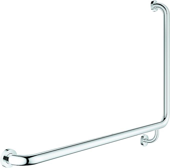 GROHE 40421001 Essentials Grip Bar StarLight Chrome Finish 300 mm