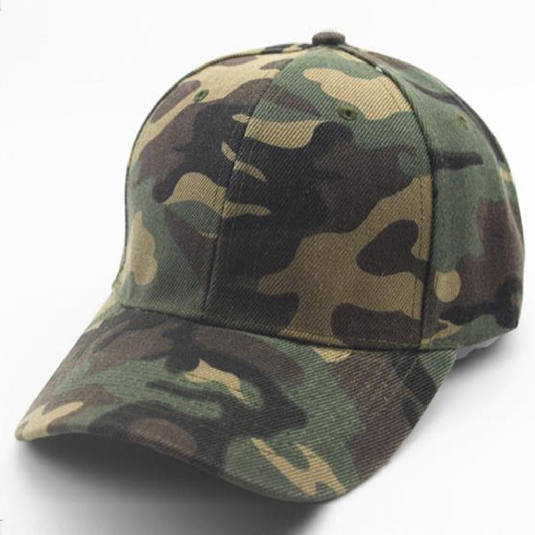 Absolute Gorras ☀ Unisex Gorra de Béisbol de Camuflaje Snapback Hat Hip-Hop Ajustable (Gris): Amazon.es: Ropa y accesorios