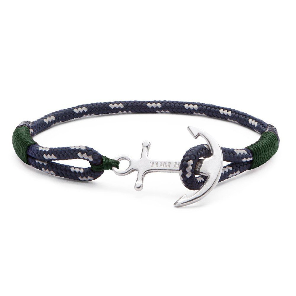 Tom Hope STM0100 – Bracciale Tom Hope Southern Green Argento 925/1000 cod. TM0102