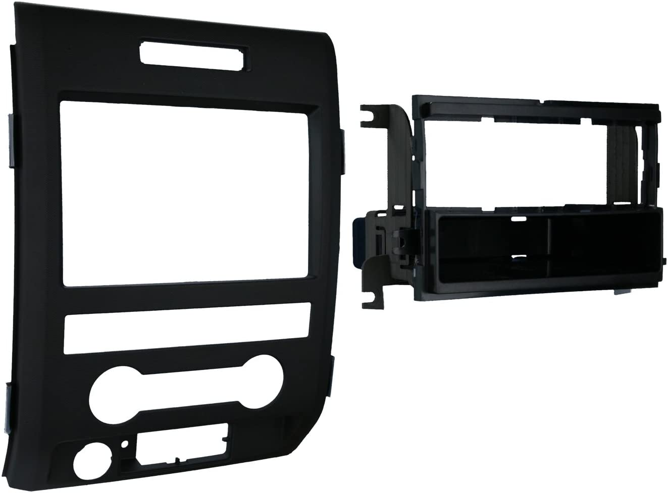 Metra 99-5820 Double or Single DIN Installation Dash Kit for 2009 Ford F-150 (Discontinued by Manufacturer)