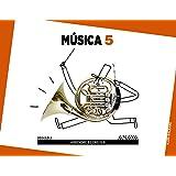Música 5. (Aprendre és créixer) - 9788466790260