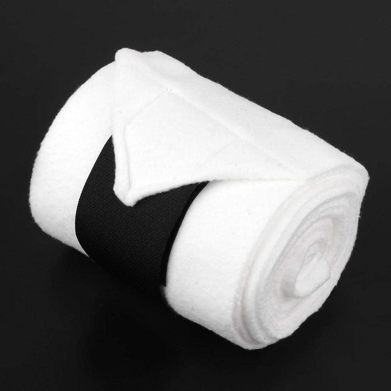 Eosnow Mallas de plástico de Malla Gruesa para Caballos, Botas para el Cuidado del Caballo de Esos chupadores de Sangre Que reducen el estrés