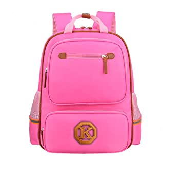 8f691ee3c83b Primary Kids Backpack Boy Girl School Book Bag Children Elementary Grade 1-6
