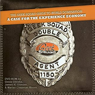 The Geek Squad Guide to World Domination: A Case for the Experience Economy [Interactive DVD] (B002XEVAX2) | Amazon Products