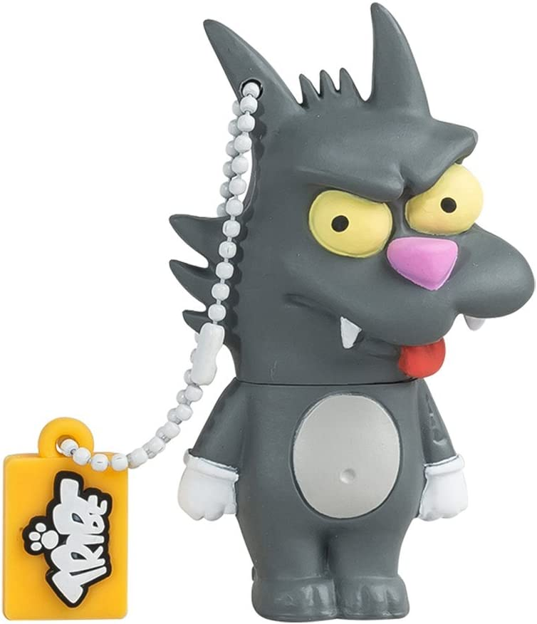Tribe Los Simpsons Scratchy - Memoria USB 2.0 de 8 GB Pendrive ...