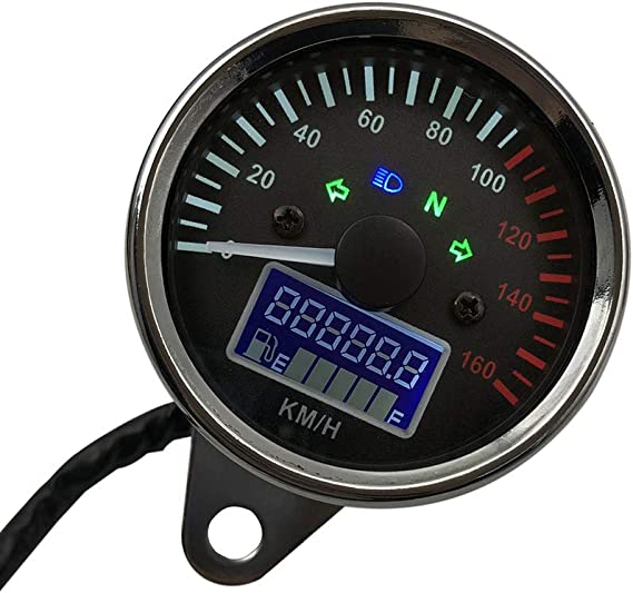 nabati Compteur de vitesse pour v/élo avec /écran LCD