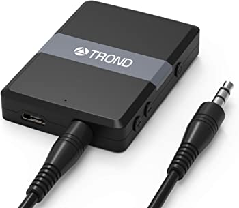 TROND Bluetooth V4.1 Transmitter Receiver, 2-in-1 Wireless