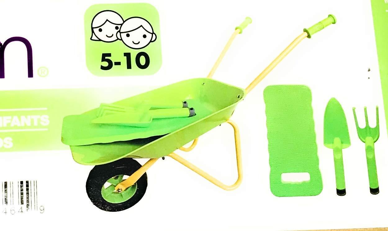 BLOOM Kid's Wheelbarrow Combo