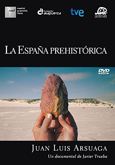 La España Prehistórica: Amazon.es: Madrid Scientific Films, Javier Trueba, Juan Luis Arsuaga: Cine y Series TV