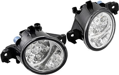 LED FOG LIGHTS LAMPS UPGRADE FOR NISSAN ALTIMA ROGUE PATHFINDER VERSA SENTRA