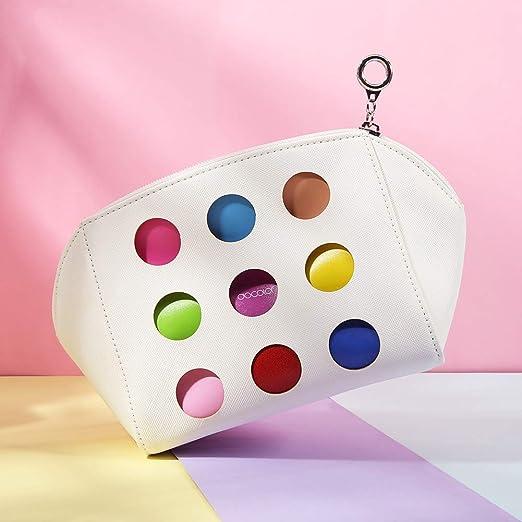 Amazon.com: Makeup Bag Cases Travel Colorful by Docolor ...