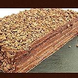 グルテンフリーの無骨なチョコレートケーキ ロッキーショコラ18cmスクエアサイズ