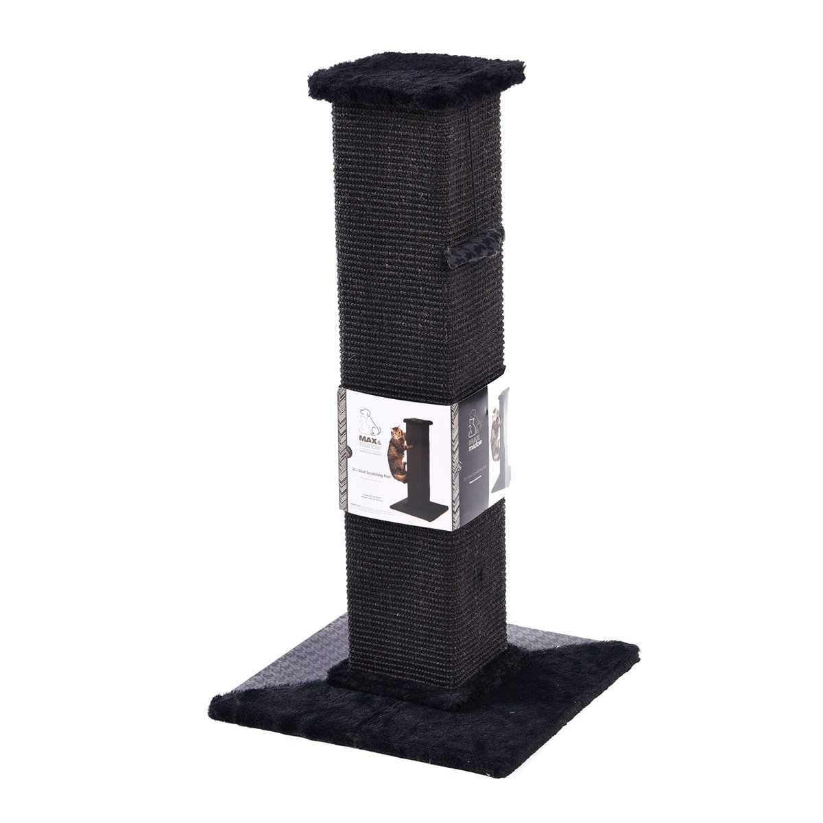PAWZ Road 32'' Cats Ultimate Scratching Post by PAWZ Road