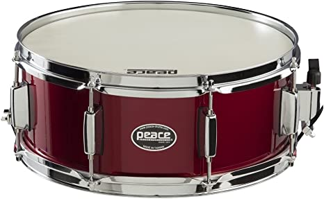 Peace Sd-104-w Caja de percusión de álamo 14