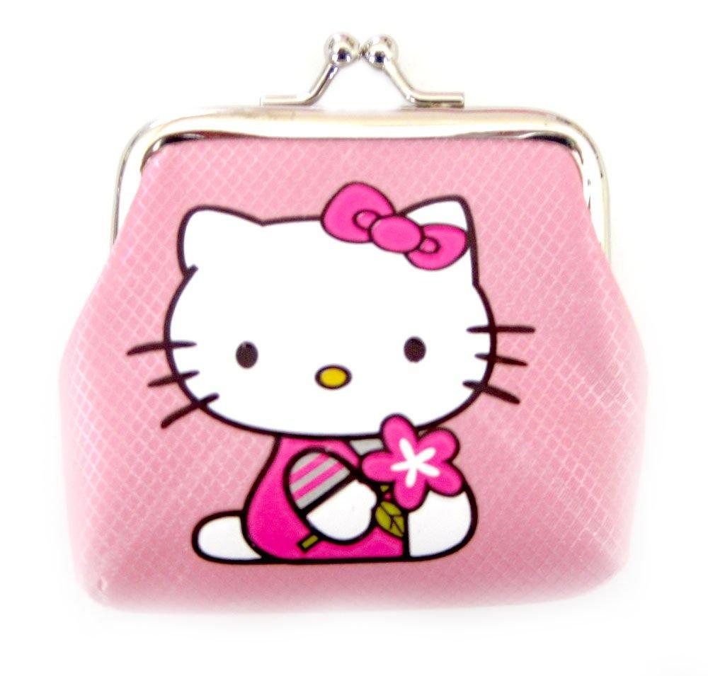 Amazon.com: Hello Kitty – Monedero/Billetera (caliente o luz ...