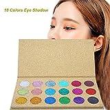 18 Colors Eye Shadow Makeup Cosmetic Shimmer Matte Eyeshadow Palette