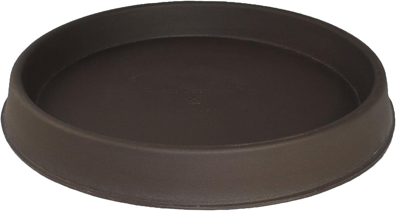Espresso Tusco Products TR16ES Round Saucer 16-Inch Diameter