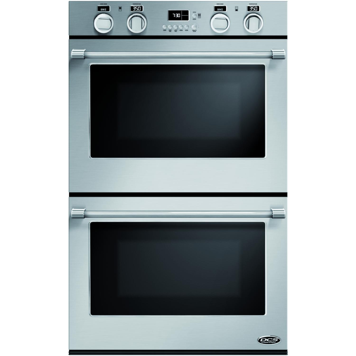 "DCS WODV30 30"" Stainless Steel Electric Double Wall Oven - Convection"