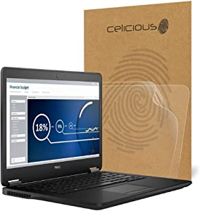 Celicious Matte Anti-Glare Screen Protector Film Compatible with Dell Latitude 14 E7440 (Touch) [Pack of 2]