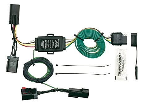61cE05KNiNL._SX466_ amazon com hopkins 42245 plug in simple vehicle wiring kit automotive