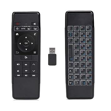 FURUO Air Mouse Mando a distancia VONTAR 69A, mini teclado ...