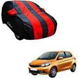 Autofurnish AF23572 Car Body Cover Compatible with Tata Tiago (Blue)