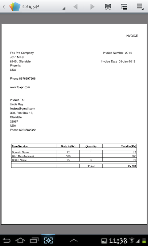 Ezy Invoice Excel Amazoncom Invoice Generator In Pdf Appstore For Android Template For An Invoice Excel with Cheap Invoices Excel  Gross Receipts Tax Texas Pdf