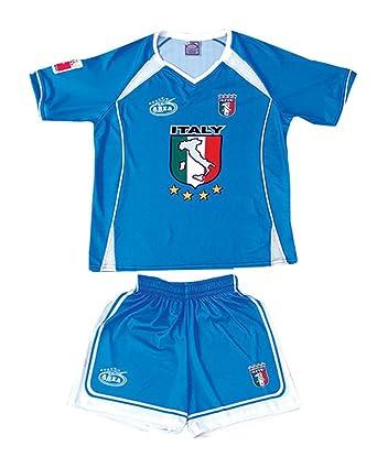 5b5879ed7 Amazon.com  Italy Arza Youth Soccer Uniform  Clothing
