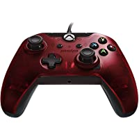 PDP Deluxe Wired Controller for Xbox One - Red - Xbox One