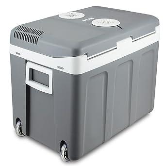 Della 40 Quart portátil 12 V eléctrico enfriador/calentador termoeléctrico viaje Camping Rv W/