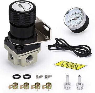 Universal Turbo pressure controller Manual Turbo Boost Controller ...